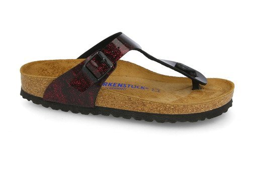 d12bcfc274a5 Birkenstock Gizeh Strong Red 1011153 női papucs