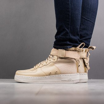 Nike Sf Air Force 1 Mid AA3966 200 női sneakers cipő 53b78fdcf7