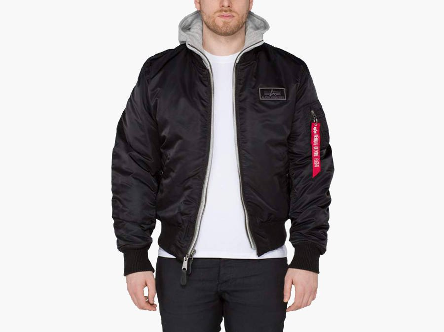 Alpha Industries MA 1 D Tec SE kabát