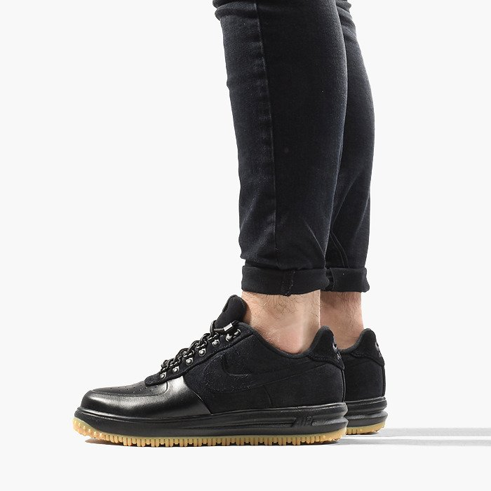 Nike Lunar Force 1 Duckboot Low AA1125 005 | CZARNY | 44 640