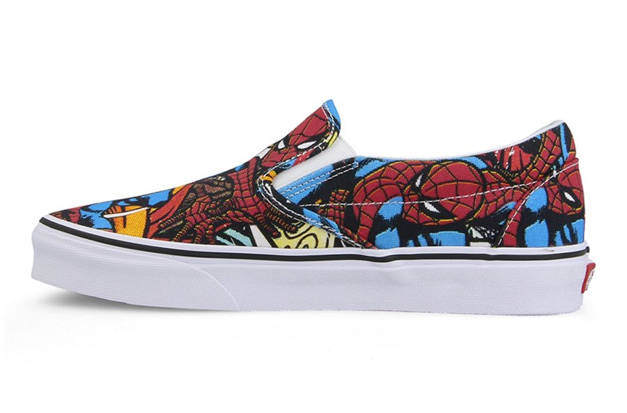 Vans Classic Slip On x Marvel Spiderman VA38F79H7 férfi