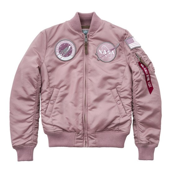 Alpha Industries Ma 1 Vf Nasa női kabát 168007 397