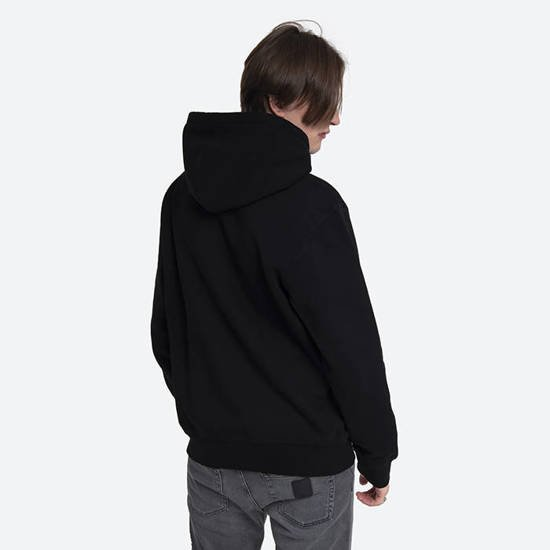 Carhartt WIP Hooded Ashland Sweat I028325 BLACK