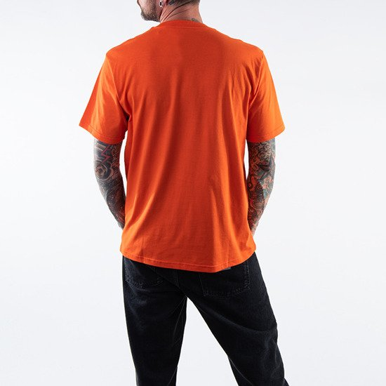 Carhartt WIP S/S Loony Script T-Shirt I028468 SAFETY ORANGE