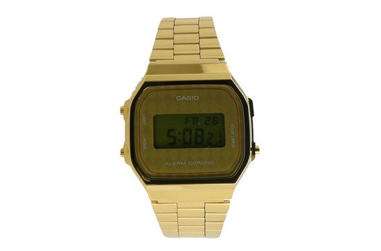 Casio Retro Gold A168WG-9BWEF