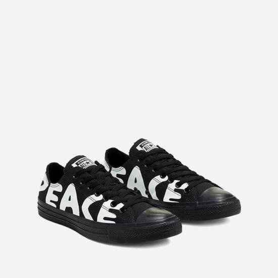 Converse Chuck Taylor All Star OX Peace Powered 167893C
