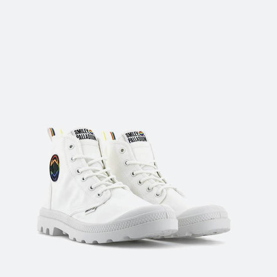 Palladium x Smiley Pampa Pride 76879-116-M