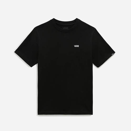 Vans Left Chest Tee VN0A4MQ3BLK