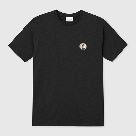 Wood Wood Slater T-shirt 11935705-2469 BLACK
