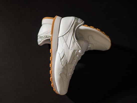 "sneaker Reebok Classic Leather ""Diamond Pack"" női cipő BD4423"
