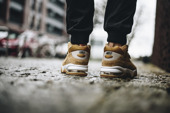 "Nike Air Force Max Premium ""Flax Pack"" 315065 200 férfi sneakers cipő"