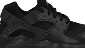 Nike Huarache Run (GS) 654275 016 női sneakers cipő