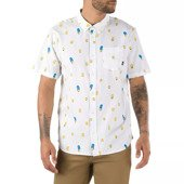 Vans x The Simpsons Houser Buttondown VN0000MYZW5